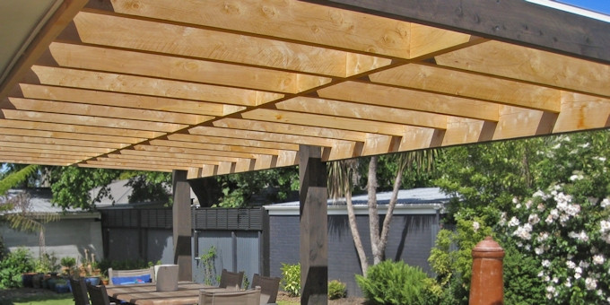 wooden pergolas nz creativity